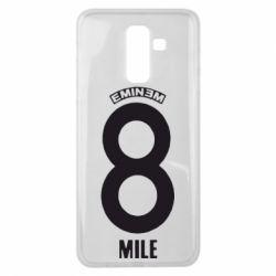 Чехол для Samsung J8 2018 Eminem 8 mile