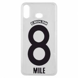 Чехол для Samsung A6s Eminem 8 mile