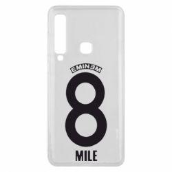 Чехол для Samsung A9 2018 Eminem 8 mile