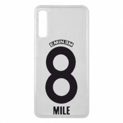Чехол для Samsung A7 2018 Eminem 8 mile