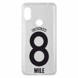 Чехол для Xiaomi Redmi Note 6 Pro Eminem 8 mile