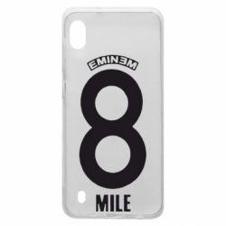 Чехол для Samsung A10 Eminem 8 mile