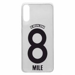 Чехол для Samsung A70 Eminem 8 mile