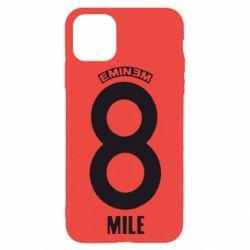 Чехол для iPhone 11 Pro Max Eminem 8 mile