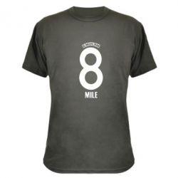 Камуфляжная футболка Eminem 8 mile - FatLine