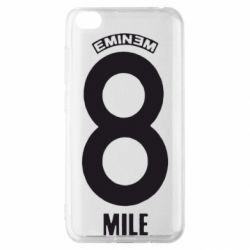 Чехол для Xiaomi Redmi Go Eminem 8 mile