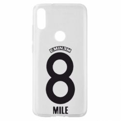 Чехол для Xiaomi Mi Play Eminem 8 mile