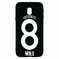 Чехол для Samsung J3 2017 Eminem 8 mile