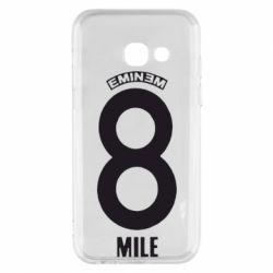 Чехол для Samsung A3 2017 Eminem 8 mile
