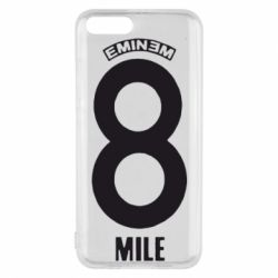 Чехол для Xiaomi Mi6 Eminem 8 mile