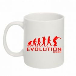 Купить Кружка 320ml Eminem Evolution, FatLine