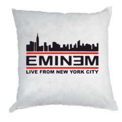 Подушка EMINEM live from New York City - FatLine
