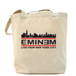 Сумка EMINEM live from New York City