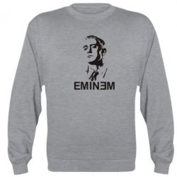 Реглан (свитшот) Eminem Logo - FatLine