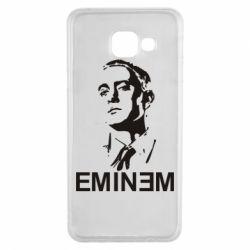Чехол для Samsung A3 2016 Eminem Logo