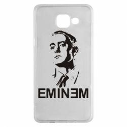 Чехол для Samsung A5 2016 Eminem Logo
