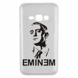Чехол для Samsung J1 2016 Eminem Logo