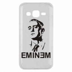 Чехол для Samsung J2 2015 Eminem Logo