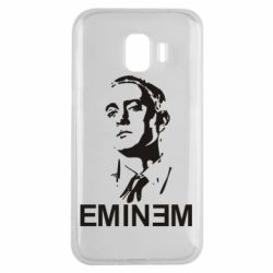 Чехол для Samsung J2 2018 Eminem Logo