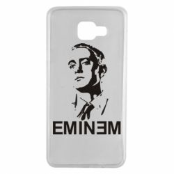 Чехол для Samsung A7 2016 Eminem Logo