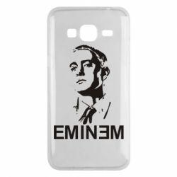 Чехол для Samsung J3 2016 Eminem Logo