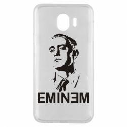 Чехол для Samsung J4 Eminem Logo