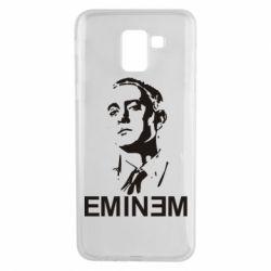 Чехол для Samsung J6 Eminem Logo