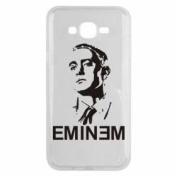 Чехол для Samsung J7 2015 Eminem Logo
