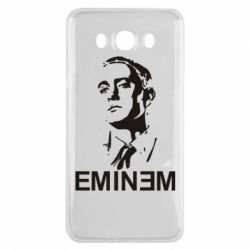 Чехол для Samsung J7 2016 Eminem Logo