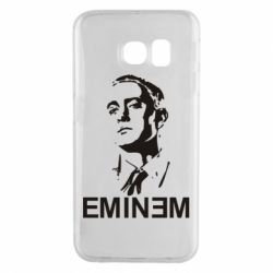 Чехол для Samsung S6 EDGE Eminem Logo