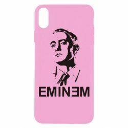 Чехол для iPhone Xs Max Eminem Logo