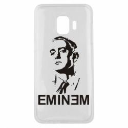 Чехол для Samsung J2 Core Eminem Logo