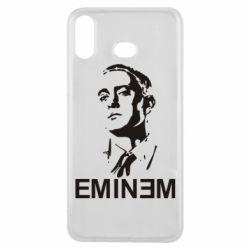 Чехол для Samsung A6s Eminem Logo