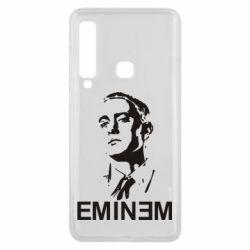 Чехол для Samsung A9 2018 Eminem Logo