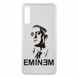 Чехол для Samsung A7 2018 Eminem Logo