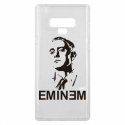 Чехол для Samsung Note 9 Eminem Logo