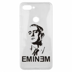 Чехол для Xiaomi Mi8 Lite Eminem Logo