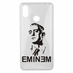 Чехол для Xiaomi Mi Max 3 Eminem Logo