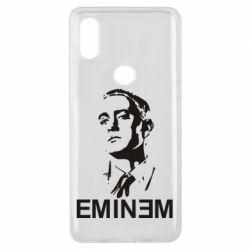 Чехол для Xiaomi Mi Mix 3 Eminem Logo