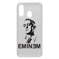 Чехол для Samsung A40 Eminem Logo
