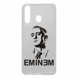 Чехол для Samsung A60 Eminem Logo