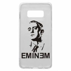Чехол для Samsung S10e Eminem Logo