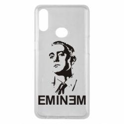 Чехол для Samsung A10s Eminem Logo