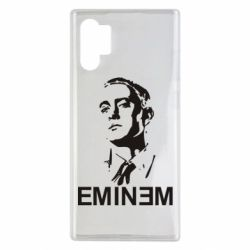 Чехол для Samsung Note 10 Plus Eminem Logo