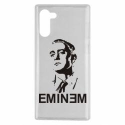Чехол для Samsung Note 10 Eminem Logo