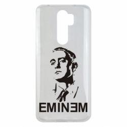 Чехол для Xiaomi Redmi Note 8 Pro Eminem Logo