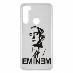 Чехол для Xiaomi Redmi Note 8 Eminem Logo