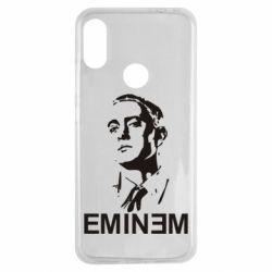 Чехол для Xiaomi Redmi Note 7 Eminem Logo