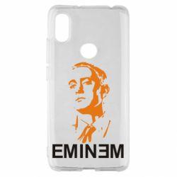 Чехол для Xiaomi Redmi S2 Eminem Logo