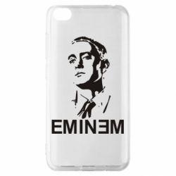 Чехол для Xiaomi Redmi Go Eminem Logo
